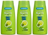 Garnier Fructis Shampoo Daily Care Travel Size 1.7oz (Pack Of 3)
