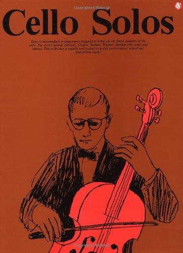Cello Solos: Everybody's Favorite Series, Volume 40 (Solos Disney Cello)