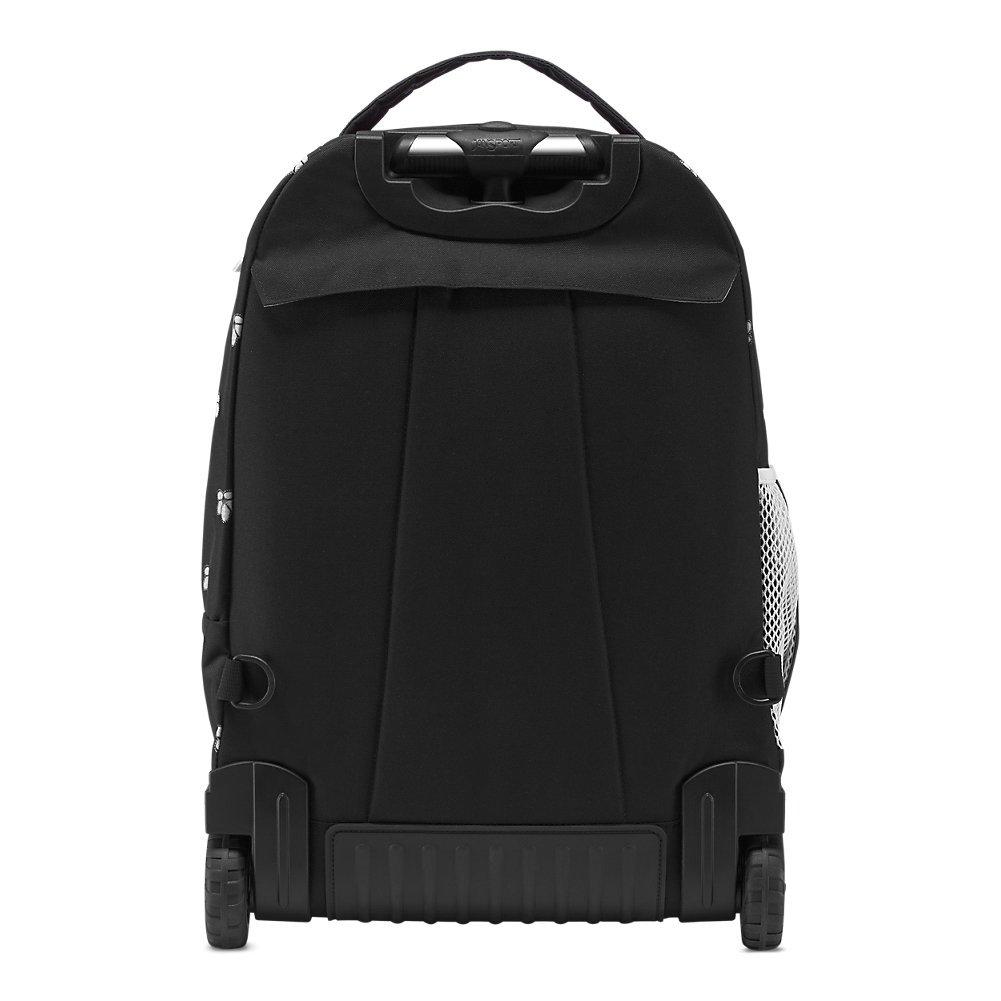Jansport Driver 8 Rolling Laptop Backpack - Cherry Blossom by JanSport (Image #3)