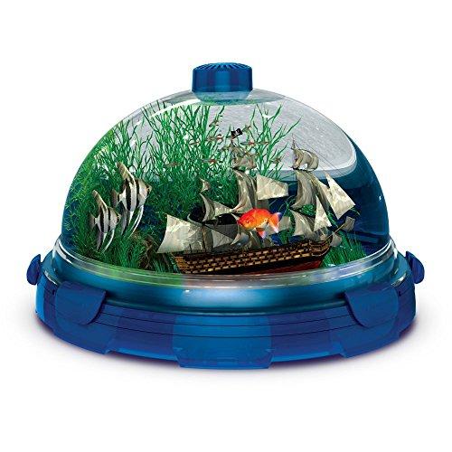 Bubble Aquarium Bundle Sapphire Blue