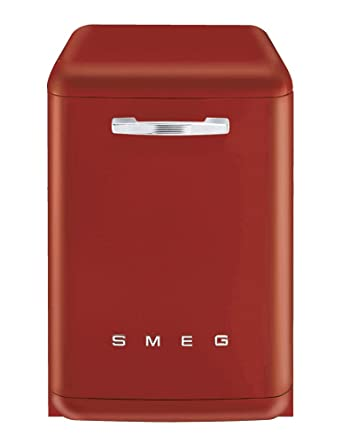 LAVASTOVIGLIE SMEG BLV2R-2 anni 50: Amazon.co.uk: Large Appliances