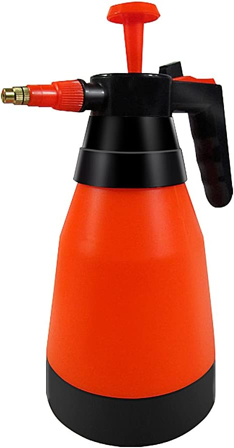 MyLifeUNIT Hand Pressure Sprayer, Spray Bottle with Adjustable Pressure Nozzle for Plants, 35OZ