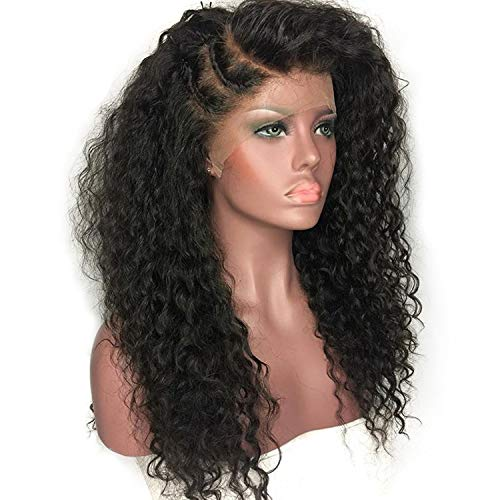 Non Remy Curly 5x4.5 Big Silk Base Full