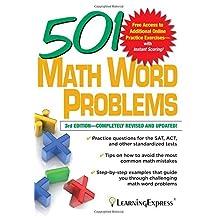 501 Math Word Problems (501 Series)