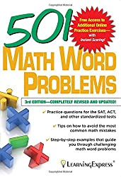 501 Math Word Problems (501 Series)