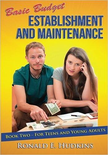 amazon basic budget establishment and maintenance for teens and