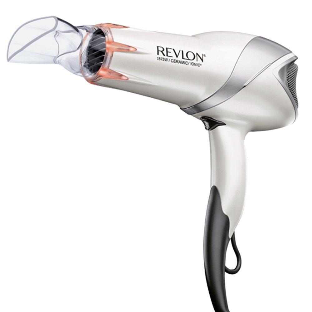 Revlon 1875W Infrared Hair Dryer for Faster Drying & Maximum Shine by Revlon