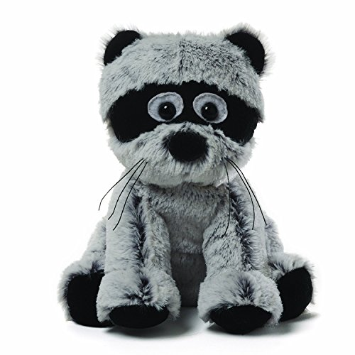 GUND Mushmellows Seated Racoon Plush from GUND