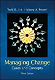 img - for Managing Change: Cases and Concepts (Irwin Management) book / textbook / text book