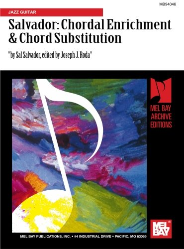 Jazz Chord Substitutions - 4