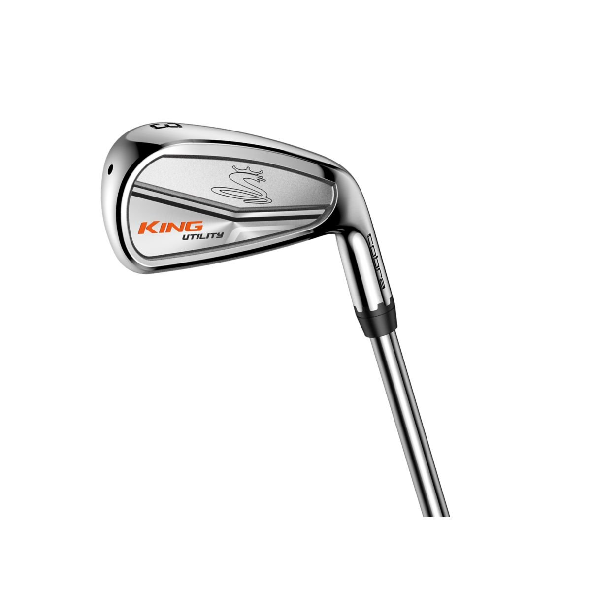 Cobra Golf 2017 Men's Utility Iron
