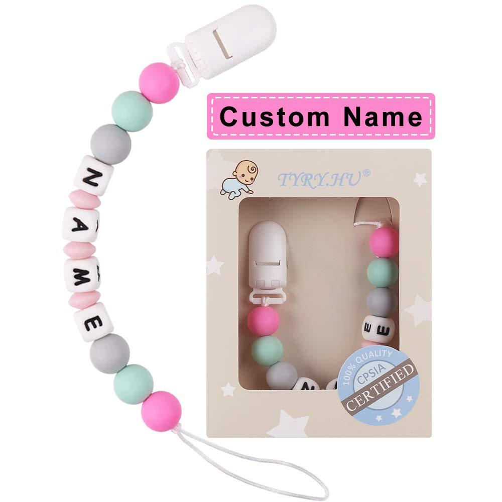 Custom binkie bib