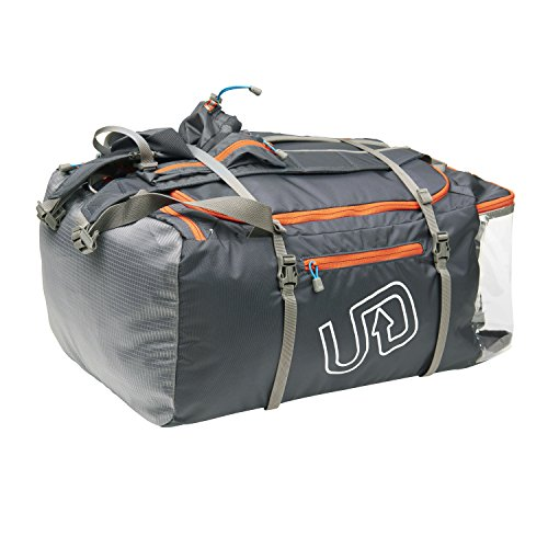 Ultimate Direction Crew Bag 40L Duffel Obsidian, One Size by Ultimate Direction