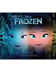 The Art of Frozen: (Frozen Book, Disney Books for Kids )