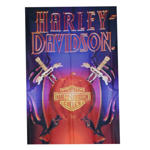 HD Harley-Davidson Halloween Garden -