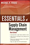 Essentials of Supply Chain Management (Essentials Series)