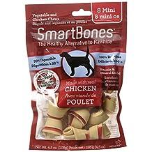 SmartBones Chicken Dog Chew, Mini, 8-Count