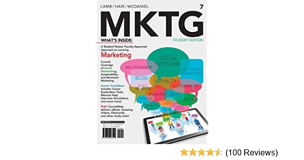 amazon com mktg 7 with coursemate with career transitions printed rh amazon com MKTG 5th Edition MKTG 5th Edition