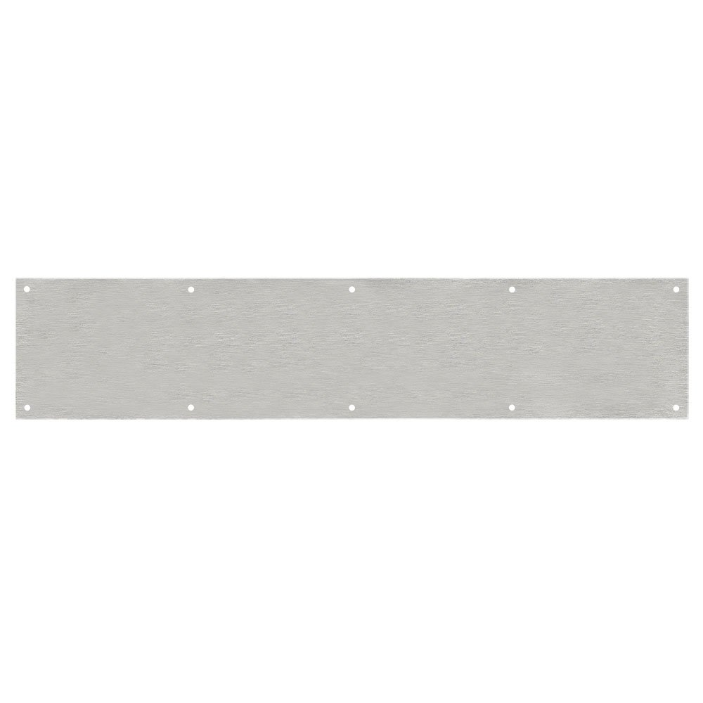 Designers Impressions Stainless Steel 6'' x 34'' Kick Plate: 609445
