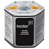 KESTER SOLDER 32117 24-6040-0027 60/40 Stand, 0.031″ Diameter, 44″, 1.5″ (Pack of 2)