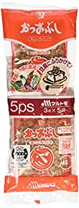 Nishimoto - Dried Shaved Bonito Flakes (5 pack) 0.52 Oz.