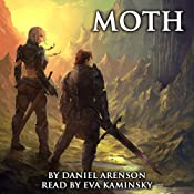 Moth: The Moth Saga, Book 1 | Daniel Arenson