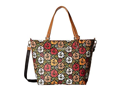 Petunia Pickle Bottom Altogether Tote Diaper Bag in Gardens of Gillingham