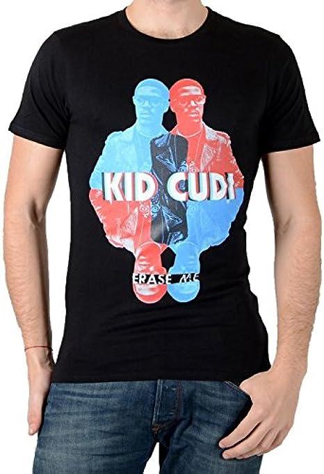 Camisa Eleven Paris Kidc M Kid Cudi Negro: Amazon.es: Ropa y accesorios