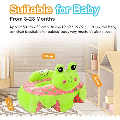 Baby Sofa Infant Support Seat Learning Sitting Chairs Baby Sleep Sack Size L