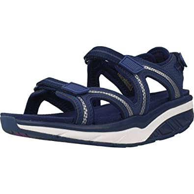 d710f01e01ea Women s Lila 6 Sport Indigo Blue Outdoor Sandals 700667-1193L Size 5-5.5 (