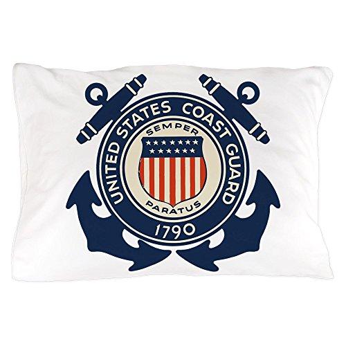 - Pillow Case United States US Coast Guard Seal