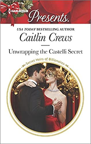 book cover of Unwrapping the Castelli Secret