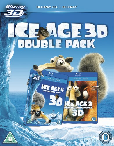 ice age continental drift 3d - 3