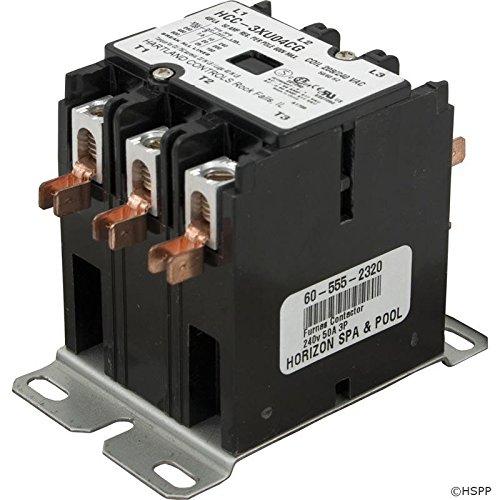 Pole Contactor Spa (Furnas 3PC-240 3 Pole 40A 230V Contactor)
