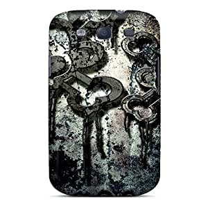 HHaroldshon Case Cover For Galaxy S3 - Retailer Packaging Htc Skulls Protective Case
