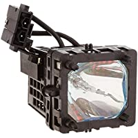 Sony KDS-55A2020 rear projector TV lamp with housing - high quality replacement lamp