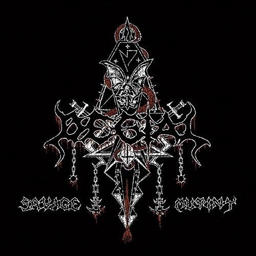 Degial: Savage Mutiny (Audio CD)
