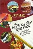 The North Carolina Quiz Book, Alan Lee Hodge, 0972339663
