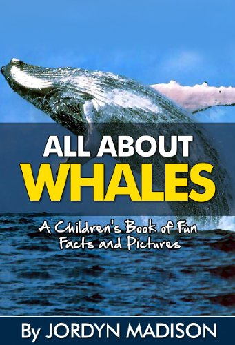 All About Whales - Killer Whales, Blue Whales, Sperm Whales, Beluga Whales,  Humpback Whales and More!: Another 'All About' Book in the Children's