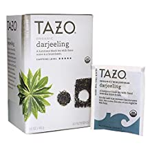 TAZO TEA, TEA,OG2,DARJEELING 20 BAG