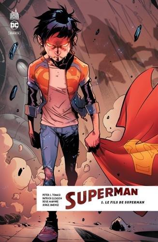 superman comics rebirth