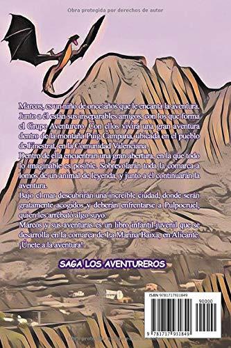 Marcos y sus aventuras: Saga los aventureros: Amazon.es: Quesada ...