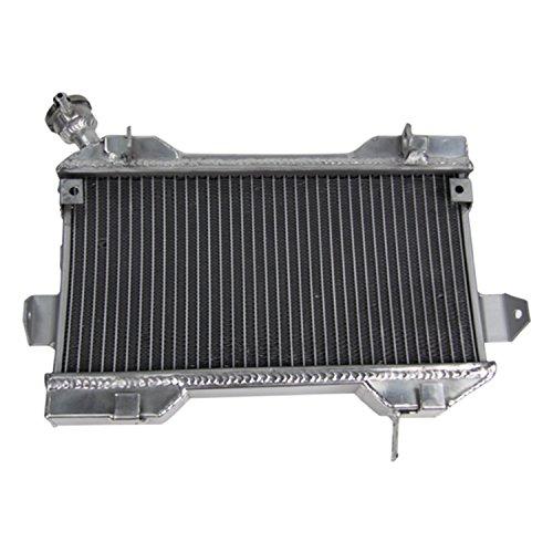 ALLOYWORKS Aluminum Radiator for SUZUKI LTR450 LT450R 2006-2009