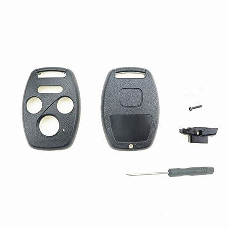 Amazon.com: Dunhil 3+1 Botones de Reemplazo para Llave Fob ...