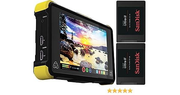 Amazon.com : Atomos Shogun Flame 4K HDMI/12-SDI 7