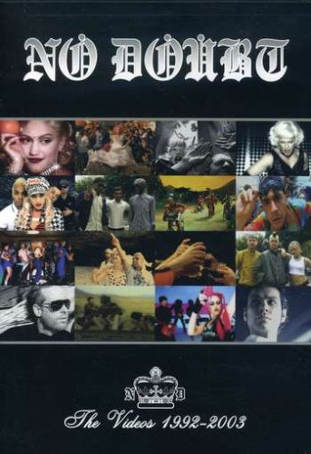 No Doubt - The Videos 1992-2003 by Universal Music