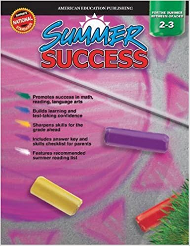 Summer Success, Grades 2-3