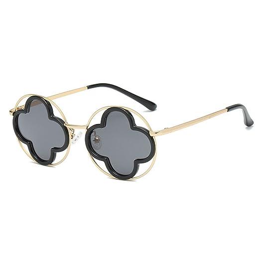 e4dd9e986bf Fantia Children Sunglasses Kids Eyeglasses Cute Snowflakes Polarized  Sunglasses (C1)
