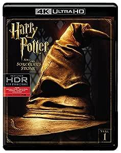 Harry Potter and the Sorcerer's Stone (4K Ultra HD + Blu-ray + Digital)