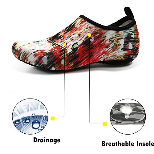 Yoga Swim Shoes Women Socks Beach STEELEMENT Shoes Men Shoes Barefoot for Ws32 Shoes Aqua Surfing Water PzR1q1awE